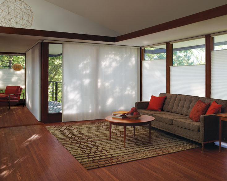 Hunter Douglas Duette® Honeycomb Shades