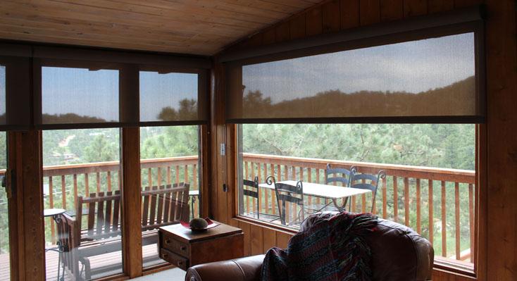 Boulder Hunter Douglas Roller Shades Solar Screens Amp Sun
