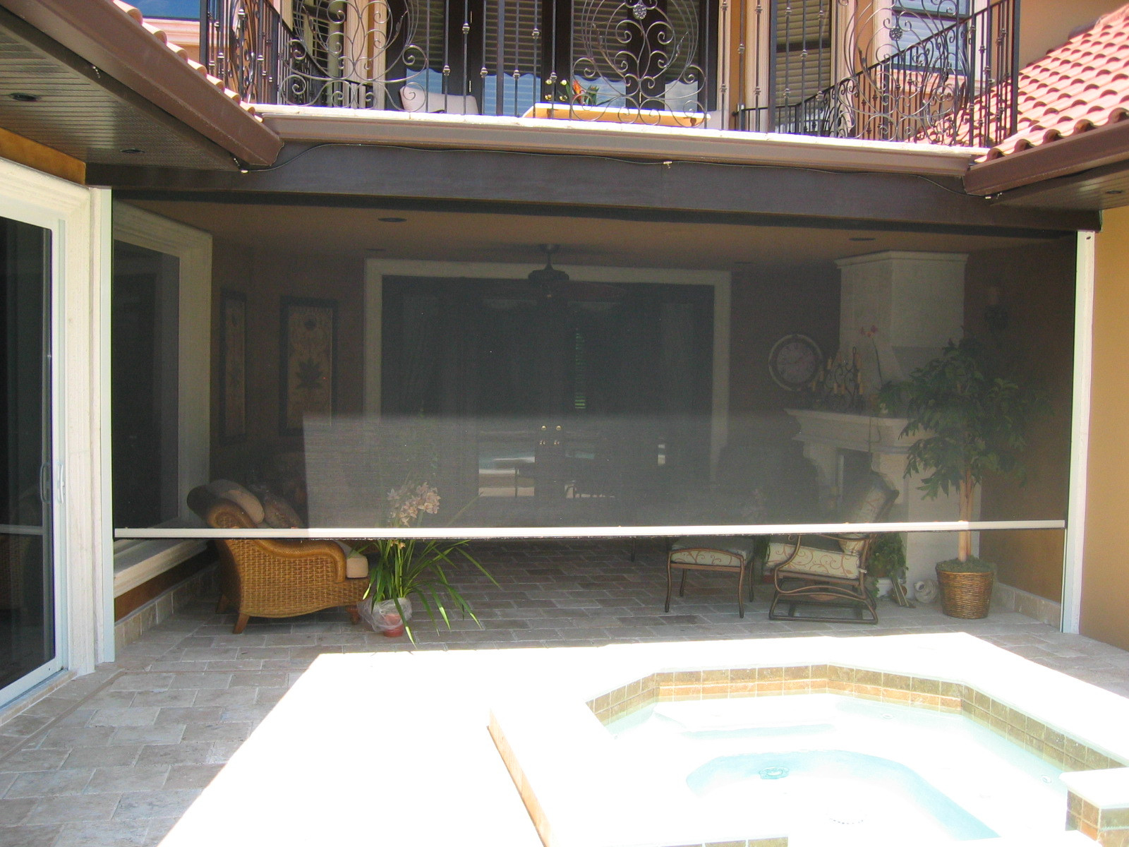 Exterior Shades - Flatiron Window Fashions