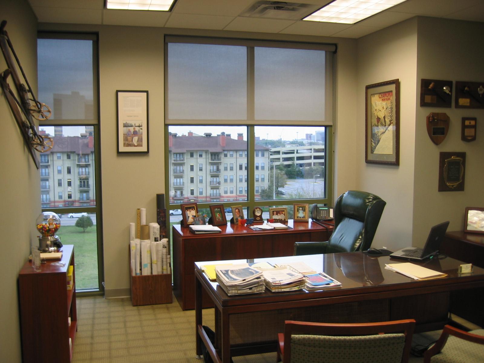 's office